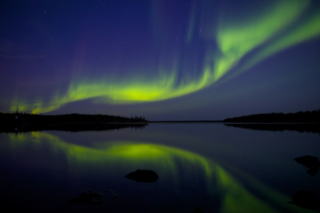 Aurora Yellowknife - Kyle Thomas